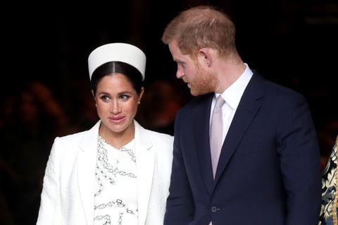 Meghan: Wird sich Harry deswegen von ihr trennen?