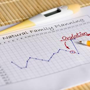 Natürliche Verhütung: Kalender zur Familienplanung