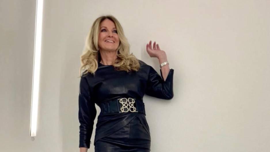 Frauke Ludowig: So scheitert sie an High-Heels!