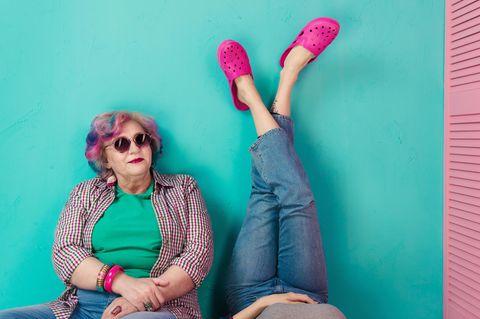 Nicht mit dieser Oma. Wie Heidi Witzig eine Revolution startete