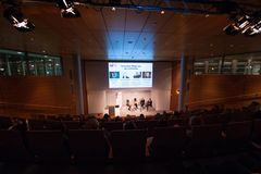 Equal Pay Day: Publikum und Panel