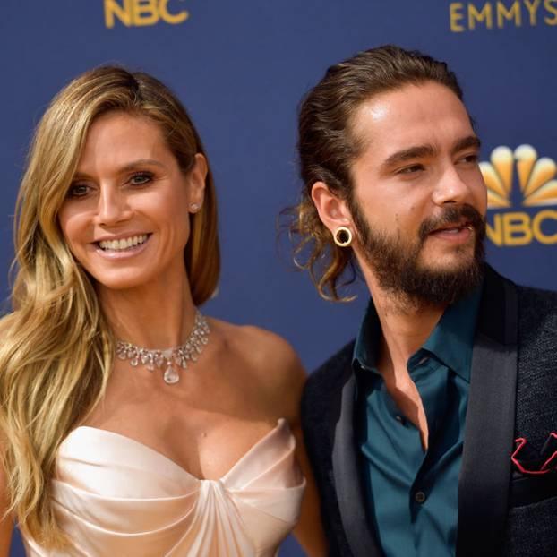 Heidi Klum: Damit gefährdet sie die musikalische Zukunft von Freund Tom