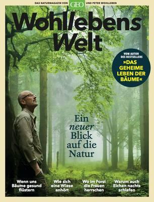 Wohllebens Welt – Heftcover