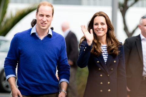 Royals: William und Kate freuen sich auf einen besonderen Monat
