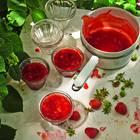 Erdbeerenkonfitüre mit Tonka