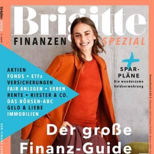 BRIGITTE Finanzen Spezial: Cover