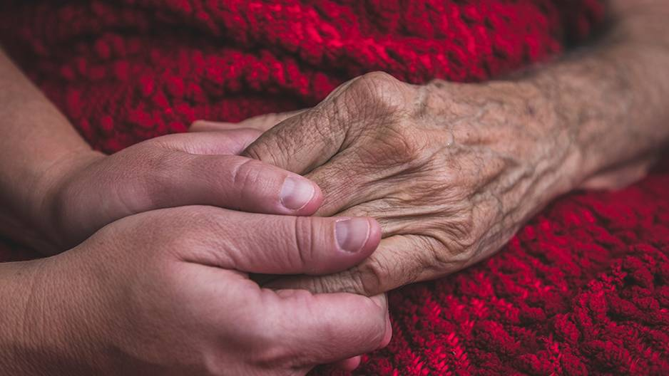 Spürsinn: Frau erriecht Erkrankung ihres Mannes