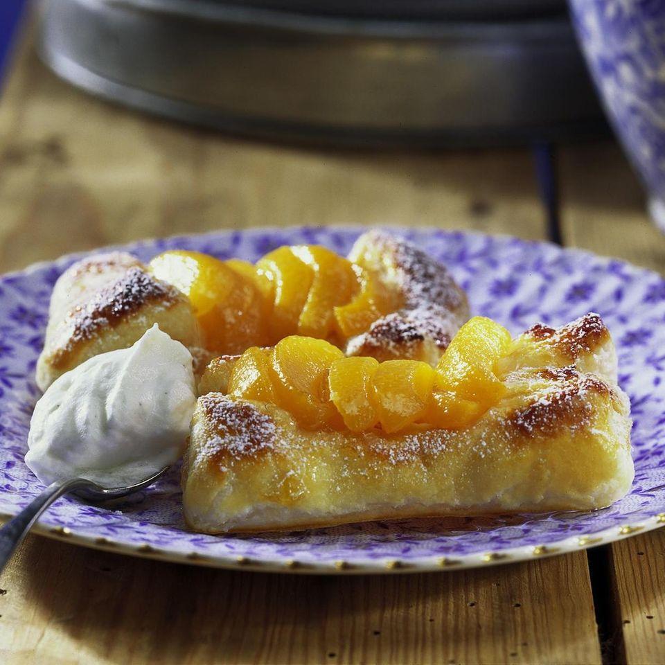 Aprikosentörtchen