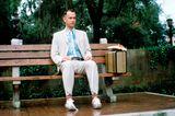 Lieblingsfilme der Redaktion: Tom Hanks als Forrest Gump auf der Bank