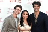 Lieblingsfilme der Redaktion: Schauspieler aus dem Film To all the boys I´ve loved before