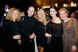 Caroline Schmitt (Douglas), Catharina Christe (Dior), Astrid Bleeker (G+J), Christina Sennlaub (Dior) und Michaela Stein (Coty).