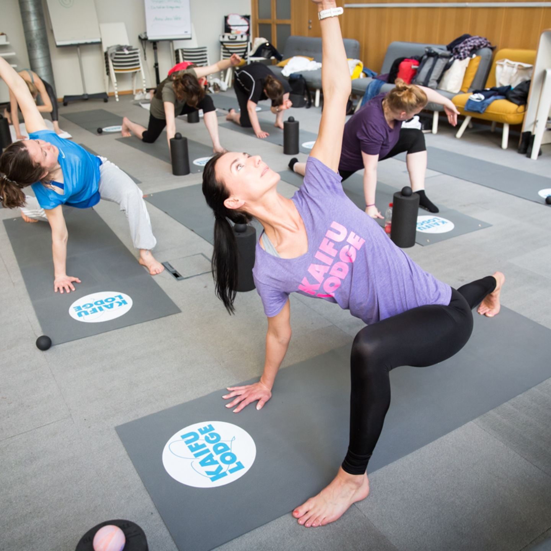 Balance Day: Faszien-Training