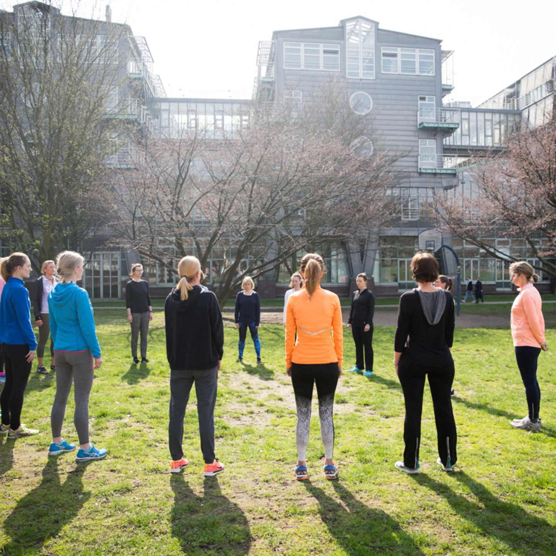 Balance Day: Mindful Running