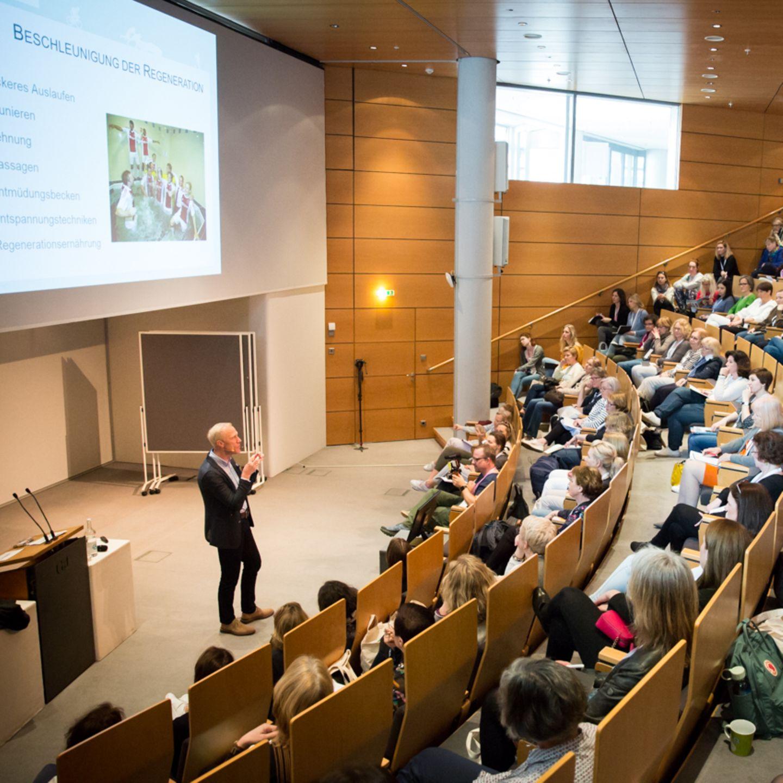 Balance Day: Prof. Dr. Ingo Froböse