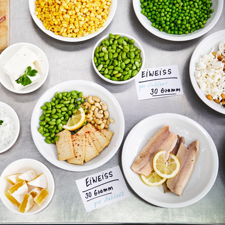Balance Day: Lebensmittel