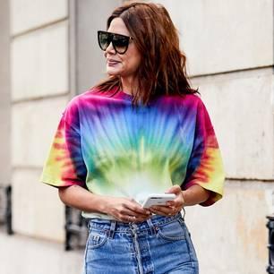 Super Batik und Stoff färben - so geht's | BRIGITTE.de MO99