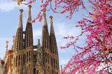 Frühlingsziele: Barcelona