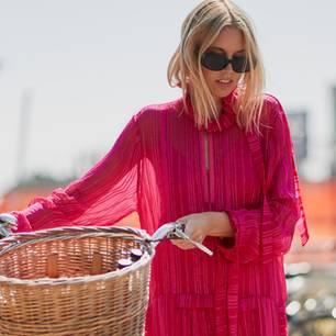 Pink ist DIE Trendfarbe 2019. Kein Wunder also, dass dieser Look zu unseren Lieblingen gehört.