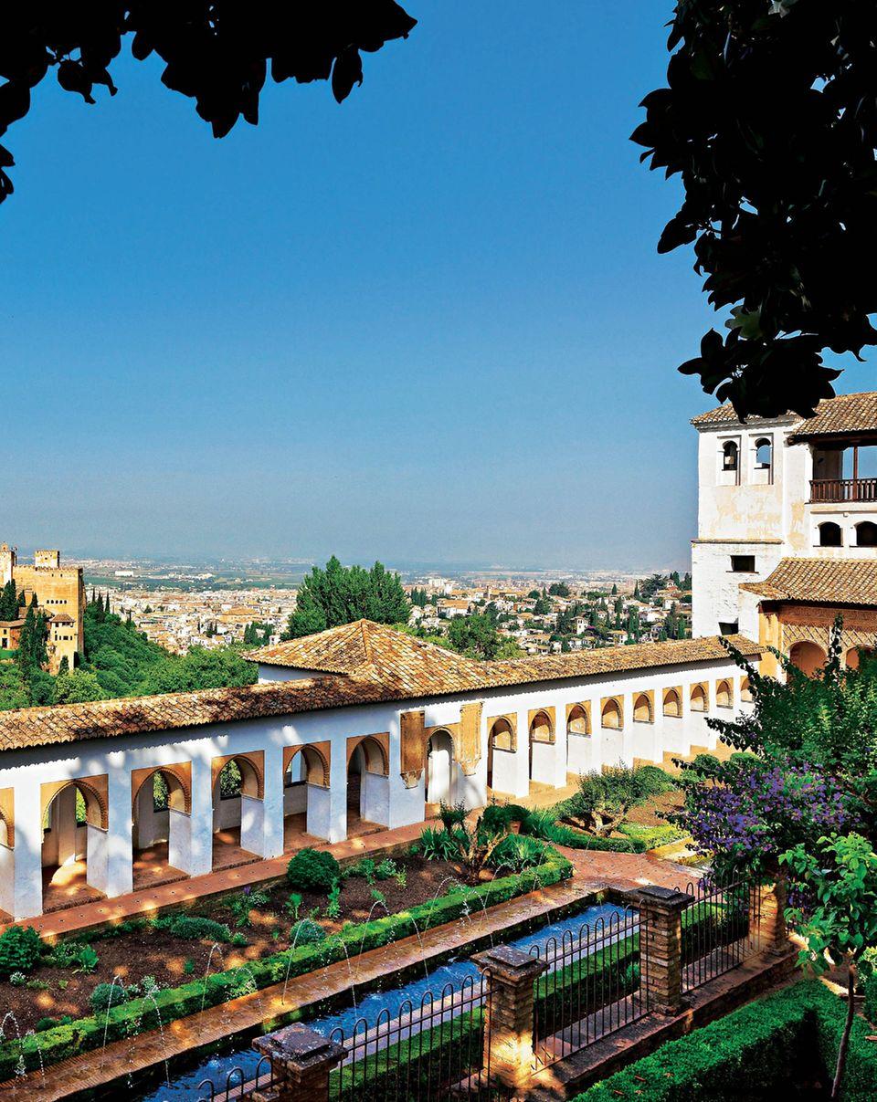 Frühlingstrips in Europa - Andalusien