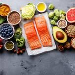 Hashimoto Ernährung: Auswahl an gesunden Essen