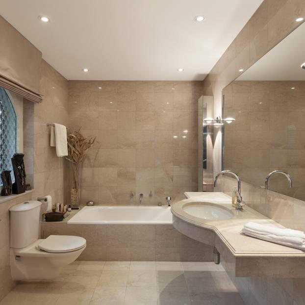 So sieht dein Badezimmer luxuriöser aus, als es ist ...