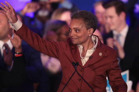 US-Bürgermeisterin: Eine schwarze, homosexuelle Frau regiert nun die drittgrößte US-Stadt