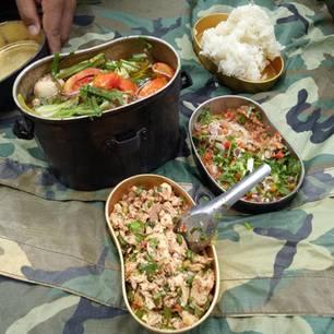Militär Diät: Bundeswehressen in Dosen