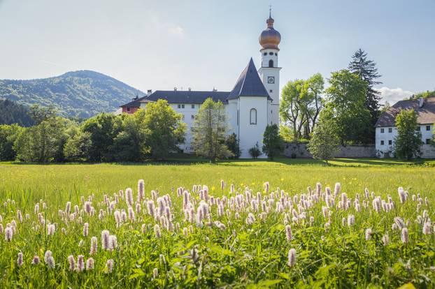 Frühlingstrips in Europa: Oberbayern