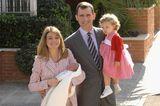 Königin Letizia & König Felipe mit Prinzessin Leonor und Prinzessin Sofia