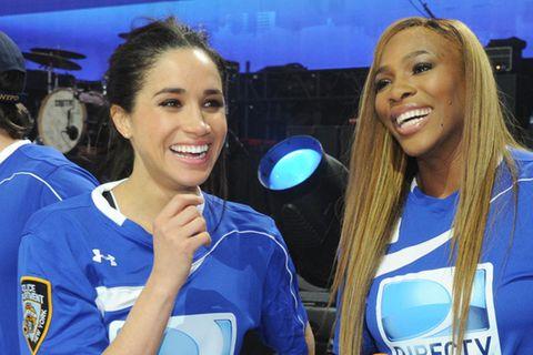 Meghans Baby: Hat Serena Williams das Geschlecht verraten?