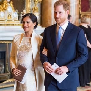 Meghan & Harry: Dieses Geschenk wünschen sie sich zur Geburt!