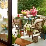 Balkon: Tipps und Trends zum Dekorieren
