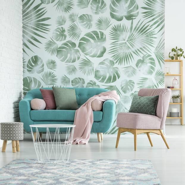 Wandgestaltung Wohnzimmer – die schönsten Ideen | BRIGITTE.de