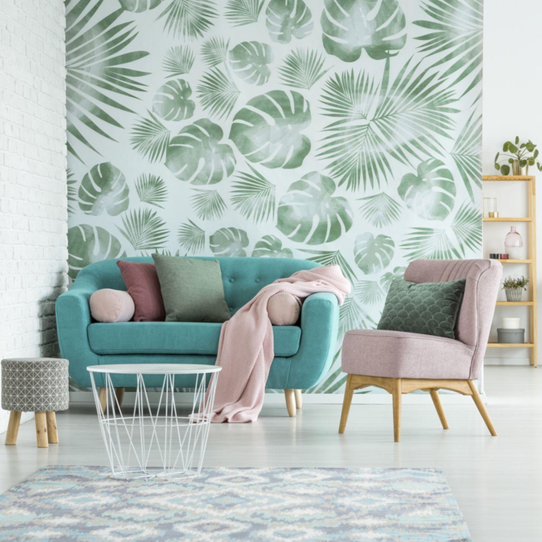 Wandgestaltung Wohnzimmer – die schönsten Ideen  BRIGITTE.de