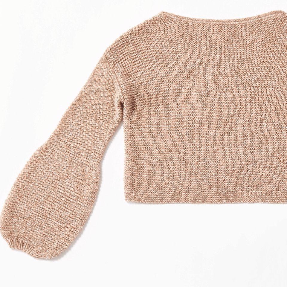Schnittmuster: Sommerhäkeln - Pullover