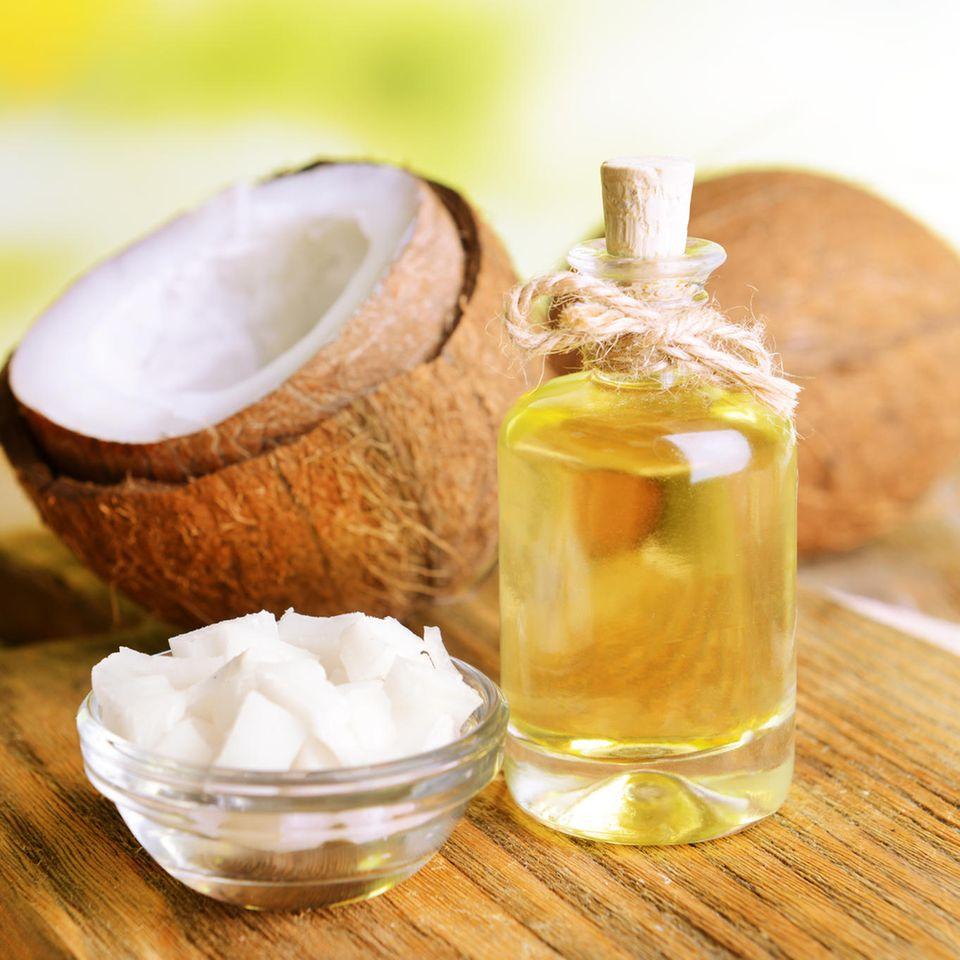 Kokosöl gegen Zecken: Kokosöl
