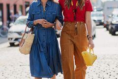 Jeans meets Cargo: Dass dieses Duo in Sachen Style ganz weit vorne mitspielt, ist mehr als offensichtlich.