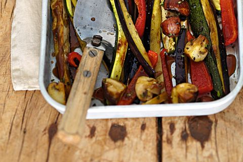 Gemüse-Antipasti