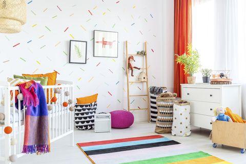 Diese 3 Zonen sollte jedes Kinderzimmer haben