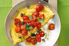 Omelett-Rezepte für jeden Tag
