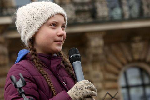 Nobelpreisgerüchte, Krankheit, Proteste: Das turbulente Leben der Greta Thunberg