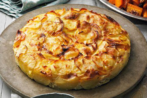 Kartoffel-Sellerie-Torte