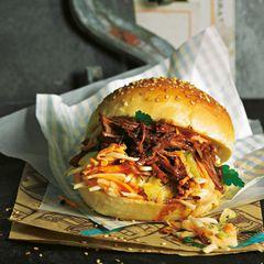 Streetfood: Pulled Pork Burger