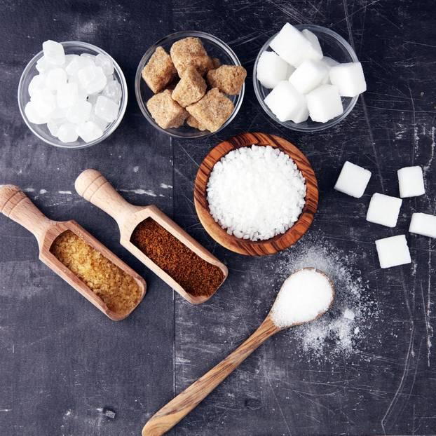Zucker-Alternativen