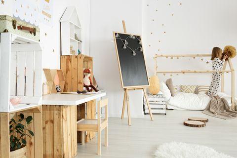 Einfach Familie leben: Minimalismus im Kinderzimmer