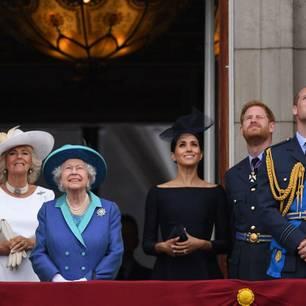 Royale Scheidung: Im Buckingham Palace hat es wieder eine Trennung gegeben