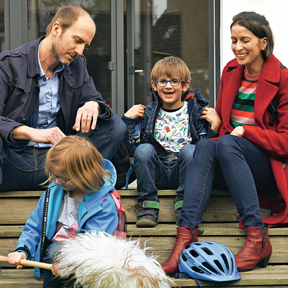 Teilzeit als neuer Standard: Familie