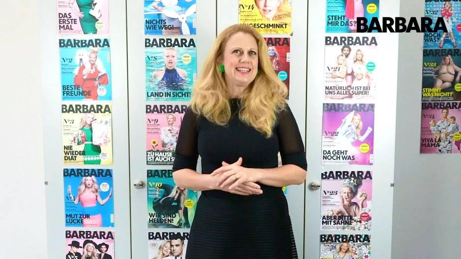 Barbara über lipgloss