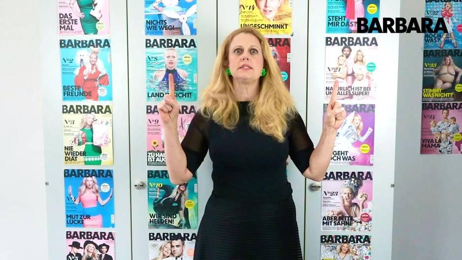 Barbara über baskast