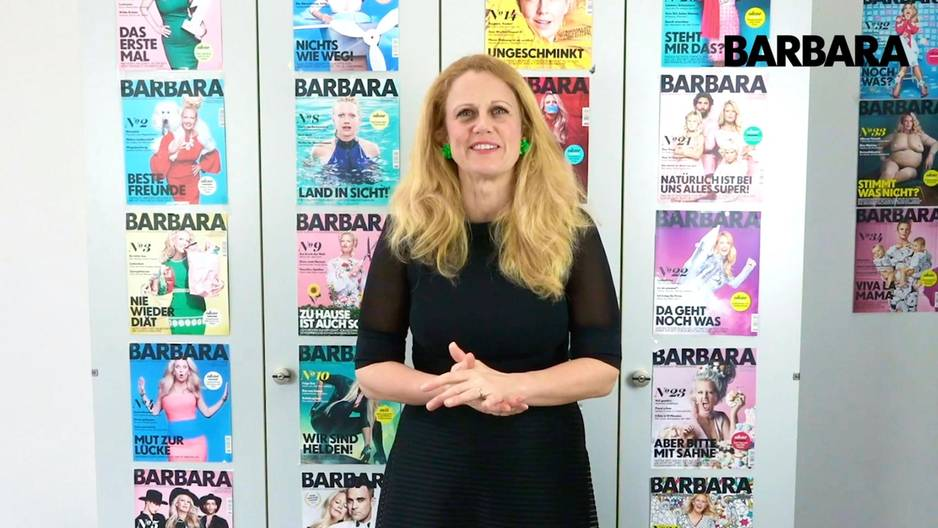 Barbara über erkaltungsmittel